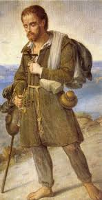 Benoit-Labre-pélerin